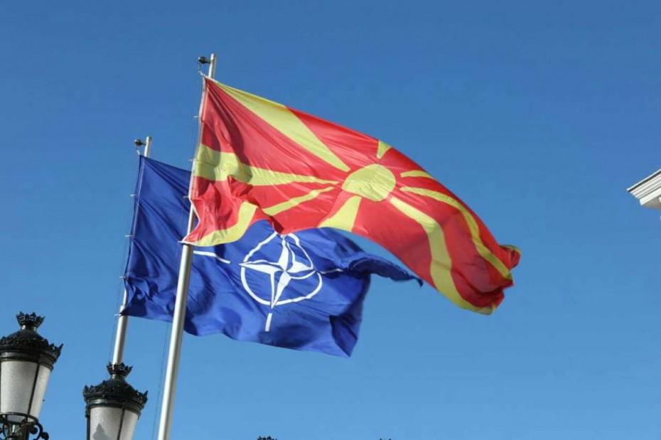 Η Γερμανία ψήφισε την ένταξη της Βόρειας Μακεδονίας στο ΝΑΤΟ