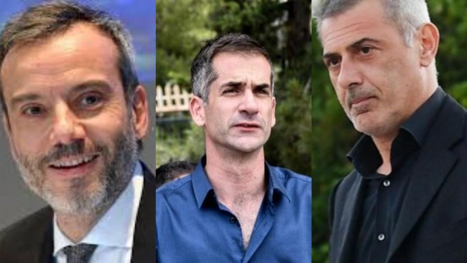 «Σάρωσαν» Μπακογιάννης, Ζέρβας και Μώραλης!