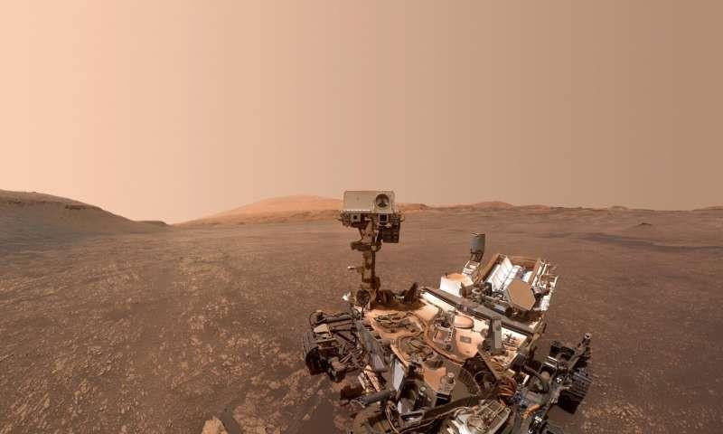 Διάστημα: Υψηλά επίπεδα μεθανίου στον Άρη