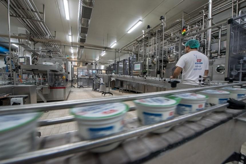 Ελλάδα: Αύξηση 1,2% οι τιμές παραγωγού