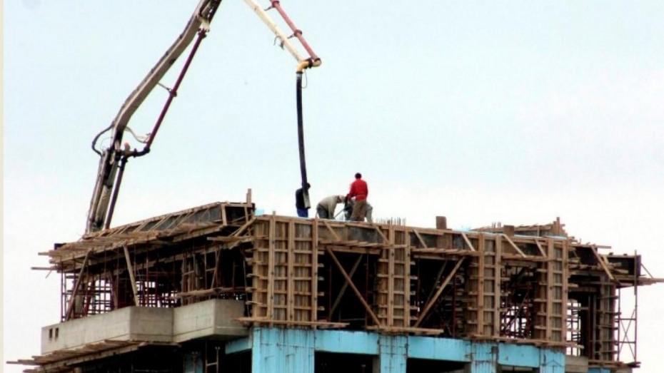 Μεγάλη μείωση της οικοδομικής δραστηριότητας για το Μάρτιο