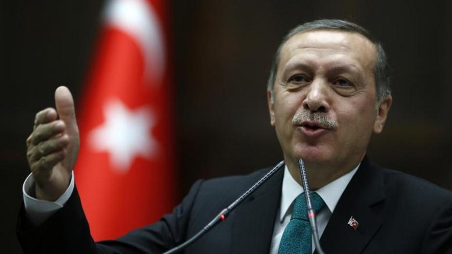 Νέο προκλητικό κρεσέντο Ερντογάν για τις γεωτρήσεις