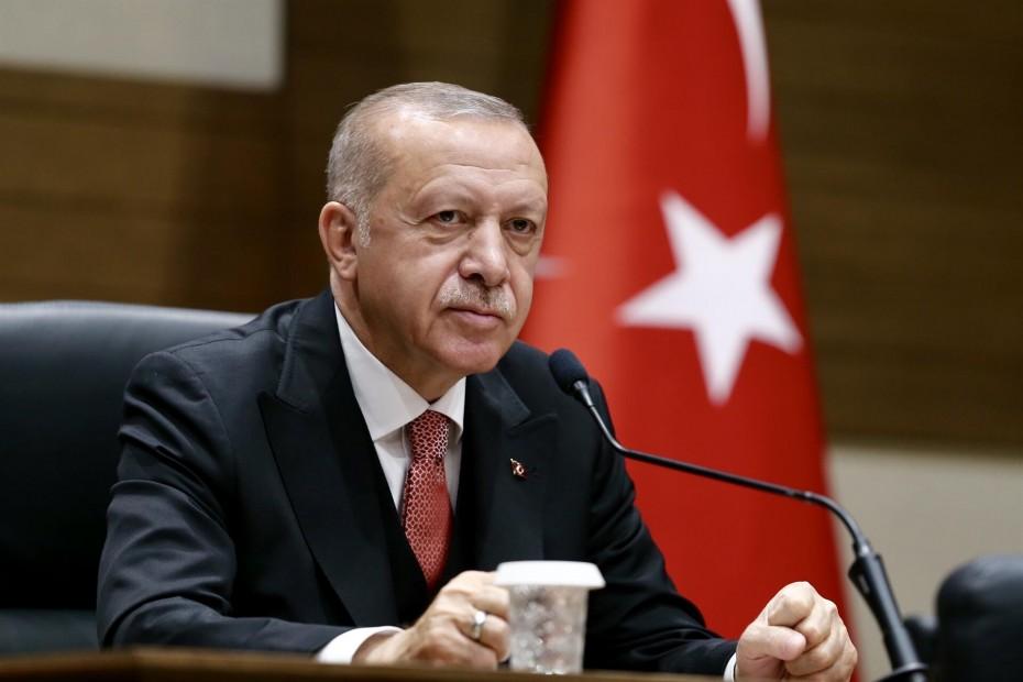 Ερντογάν: Αγοράσαμε τους S-400, τελείωσε