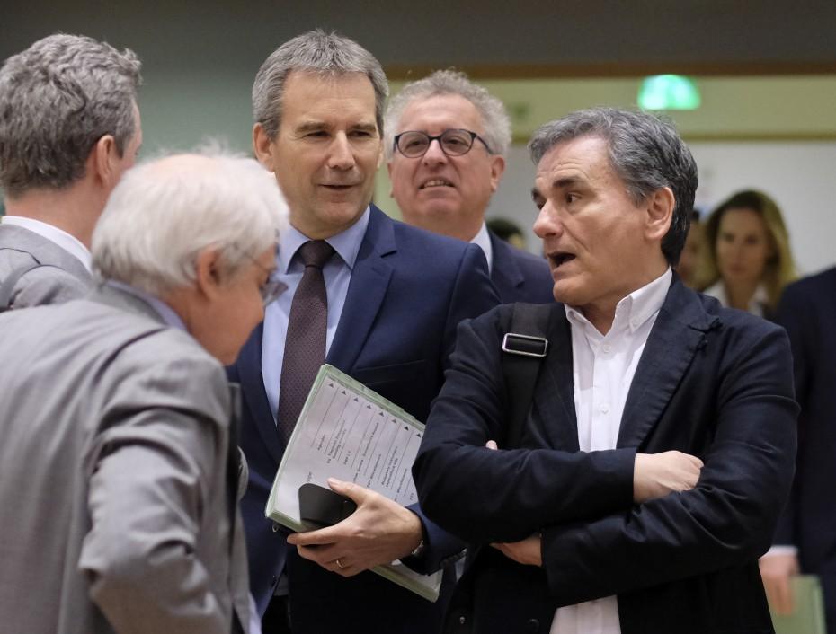 Εκτός ατζέντας των επόμενων Eurogroup η Ελλάδα
