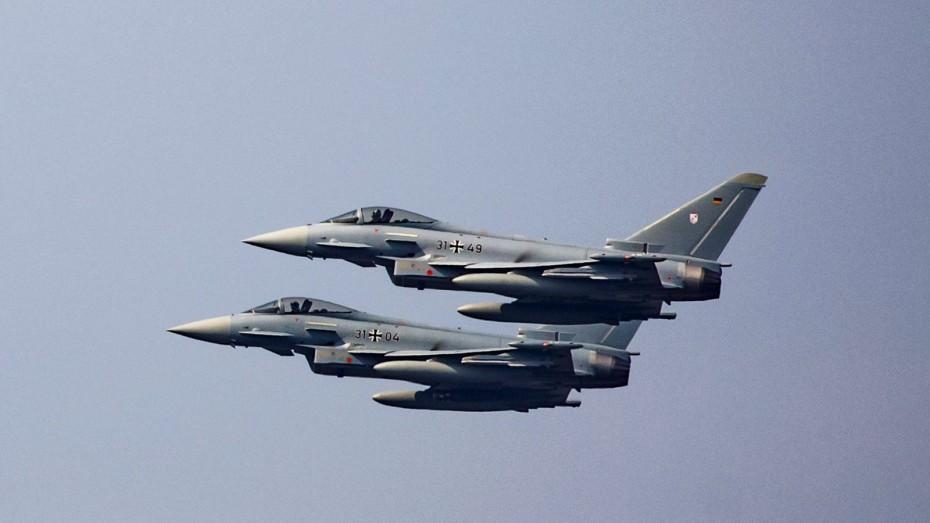 Γερμανία: Νεκρός ο πιλότος του 2ου μαχητικού