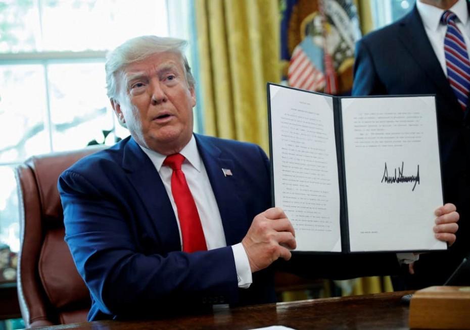 ΗΠΑ: Νέες κυρώσεις κατά Τεχεράνης