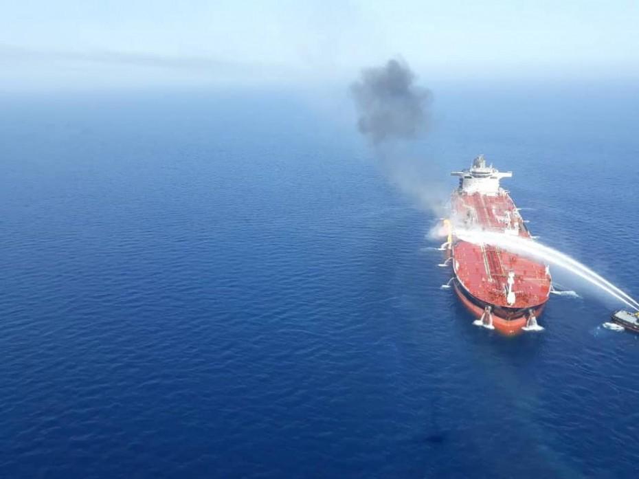ΗΠΑ: Παρουσία του Πολεμικού Ναυτικού του Ιραν γύρω από τα τάνκερ