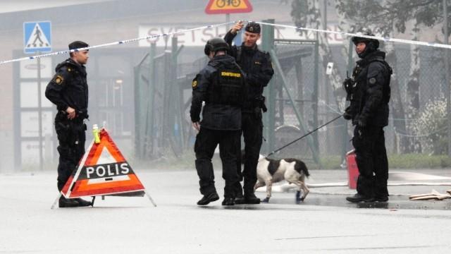 Ισχυρή έκρηξη στην Βιέννη