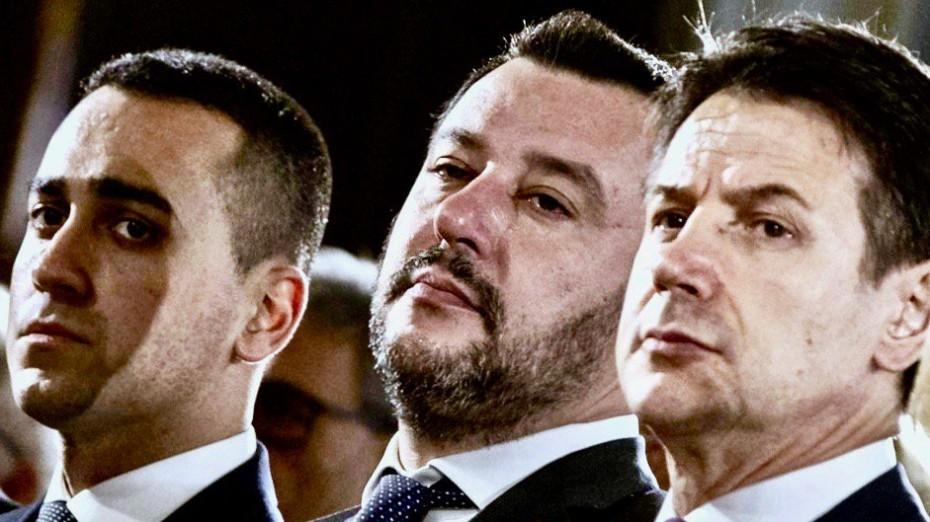 «Stress test» για τη συνοχή της ιταλικής κυβέρνησης