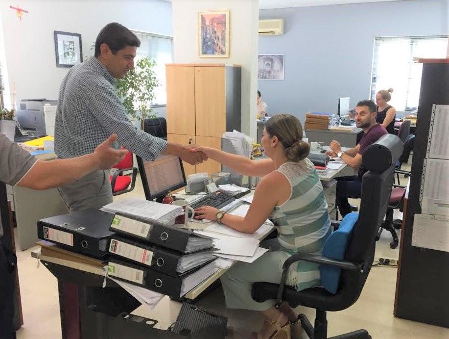 Αυγενάκης: Καμία απόλυση δημοσίου υπαλλήλου με ΝΔ