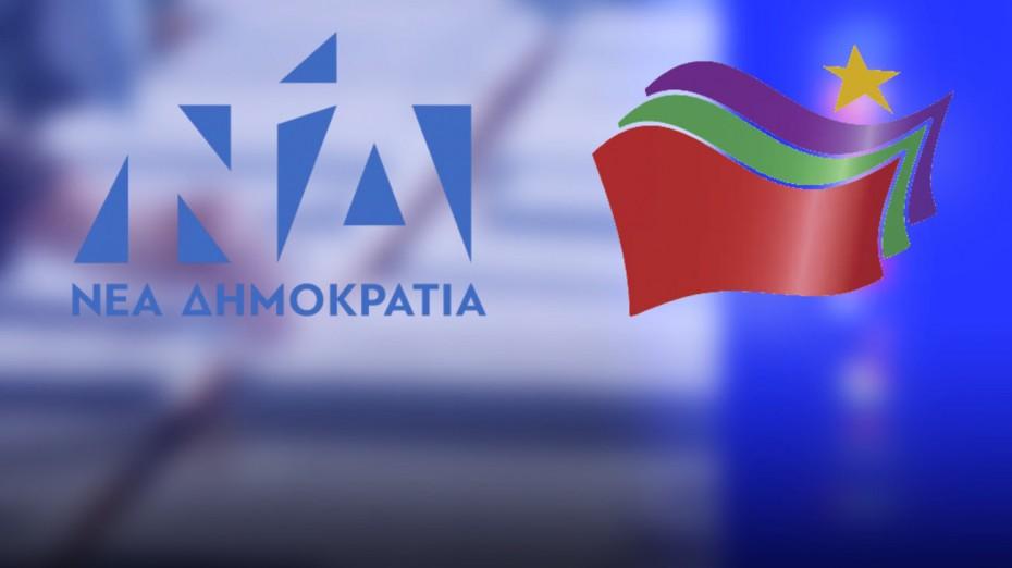 Περίεργες... συμπτώσεις στα οικονομικά προγράμματα ΝΔ-ΣΥΡΙΖΑ