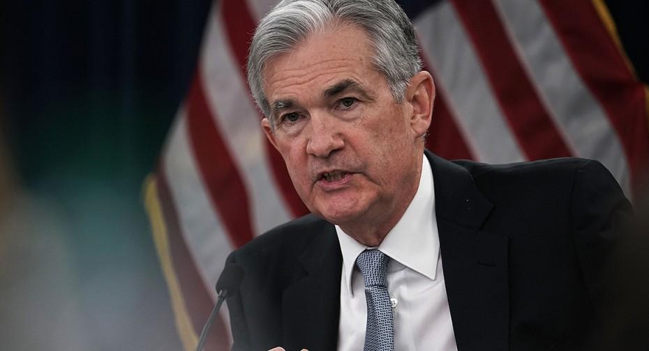 Δεν άφησε «χαραμάδα» άμεσης μείωσης επιτοκίων της Fed