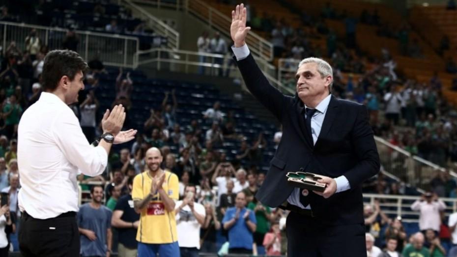 Μπάσκετ: Πιο κοντά στην επιστροφή στον Παναθηναϊκό ο Πεδουλάκης
