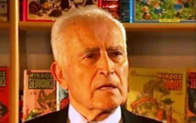 Απεβίωσε ο Πότης Στρατίκης, «πατέρας» του «Μικρού Σερίφη»