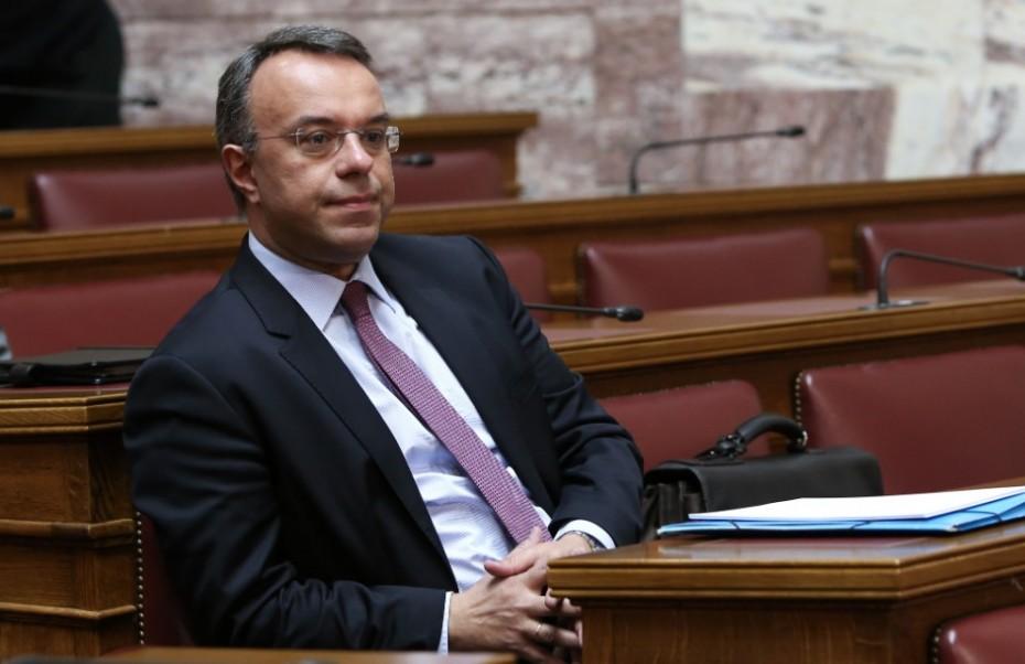 «Λάβρος» ο Σταϊκούρας κατά ΣΥΡΙΖΑ για την ανάπτυξη του ΑΕΠ