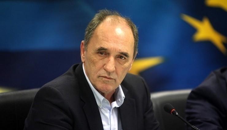 Σταθάκης: Δεν μας ψήφισαν μισθωτοί και ελεύθεροι επαγγελματίες
