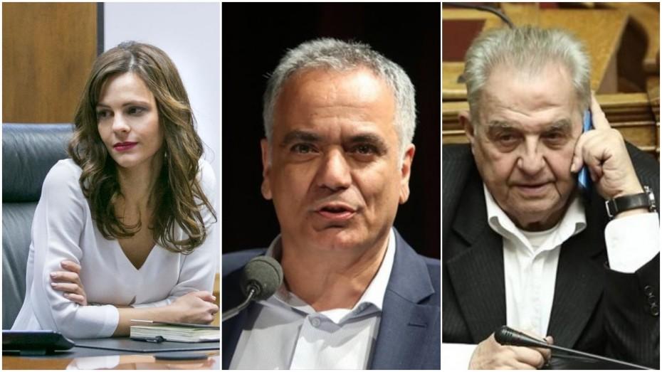 ΣΥΡΙΖΑ: Με Αχτσιόγλου, Σκουρλέτη και Φλαμπουράρη στο Επικρατείας