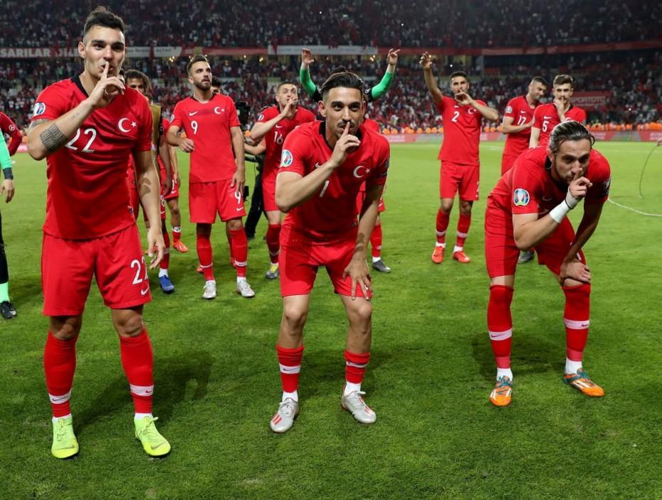 Διπλωματικό επεισόδιο Τουρκίας - Ισλανδίας για το ποδόσφαιρο