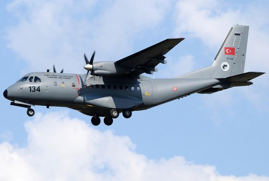 Τουρκικό κατασκοπευτικό σε... πτήση στο Αιγαίο