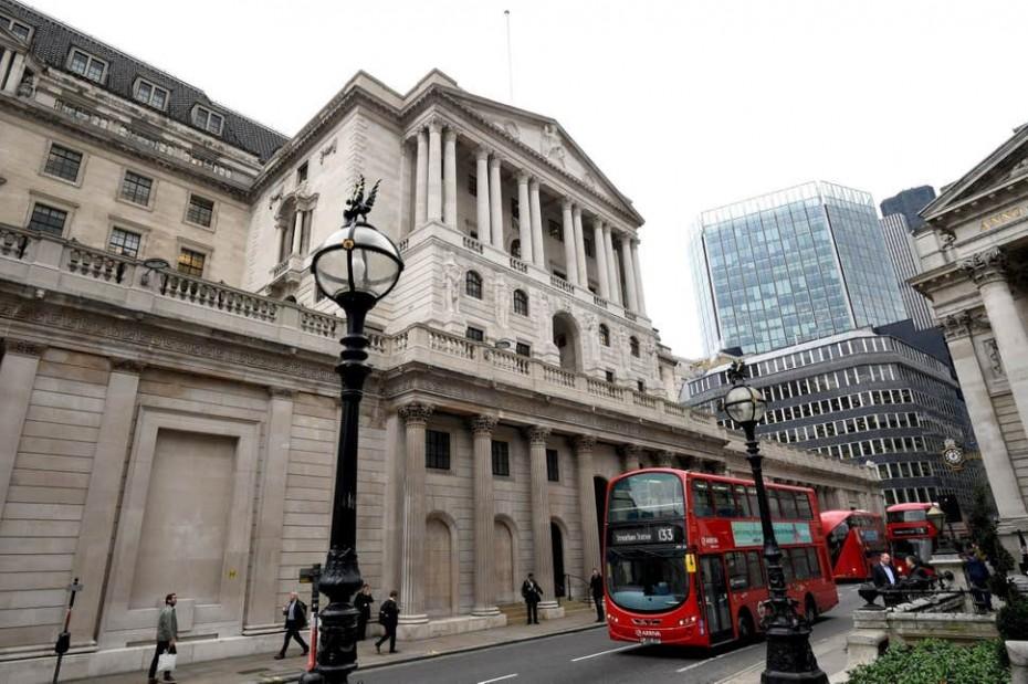 Αμετάβλητα τα επιτόκια της BoE - Προς νέα αύξηση με ομαλό Brexit