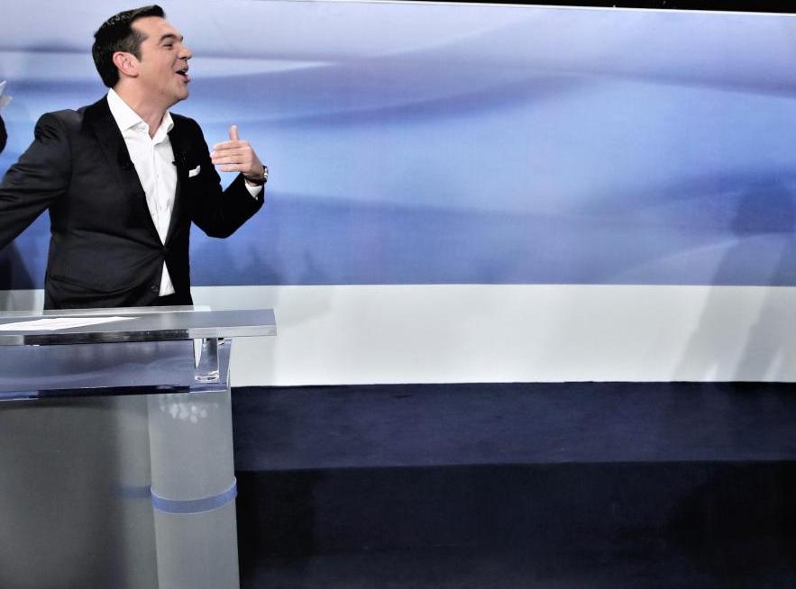Ο Τσίπρας καλεί και πάλι τον Μητσοτάκη σε προσωπικό debate