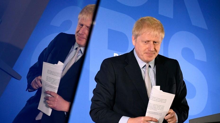 Ενισχυμένος ο Τζόνσον για την ηγεσία των Τόρις στη Βρετανία