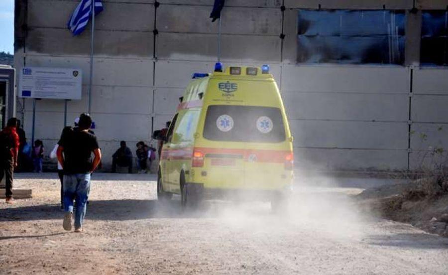 Συμπλοκές Παλαιστινίων - Ιρακινών στο hotspot της Χίου