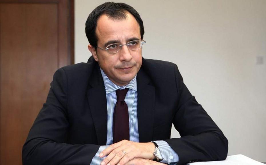 Χριστοδουλίδης: Σύντομα οι συγκεκριμένες αποφάσεις για την Τουρκία