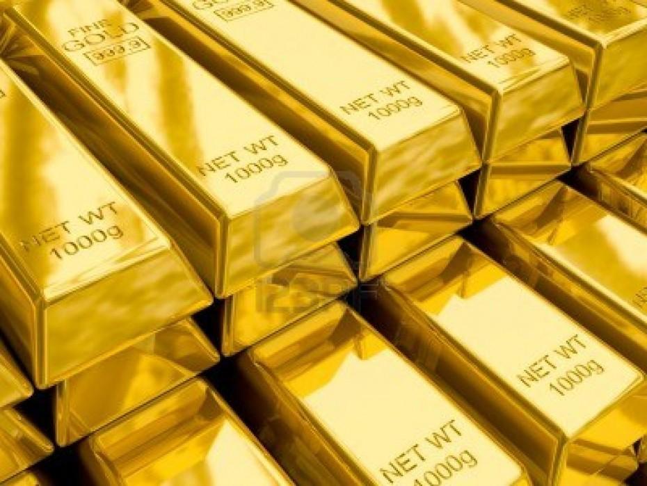 Υποχώρησε ο χρυσός την Τετάρτη