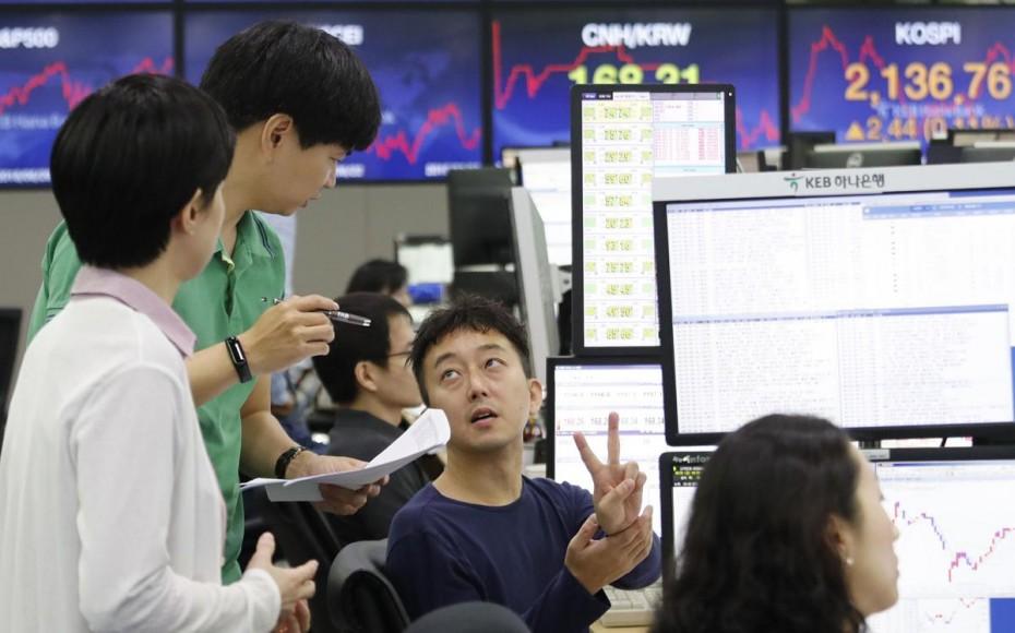 Αβάντα από Fed στην Ασία