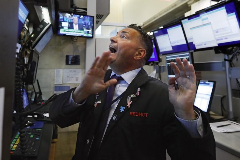 Διστακτικά η Wall Street την Τετάρτη, μετά τις απειλές Τραμπ προς Κίνα