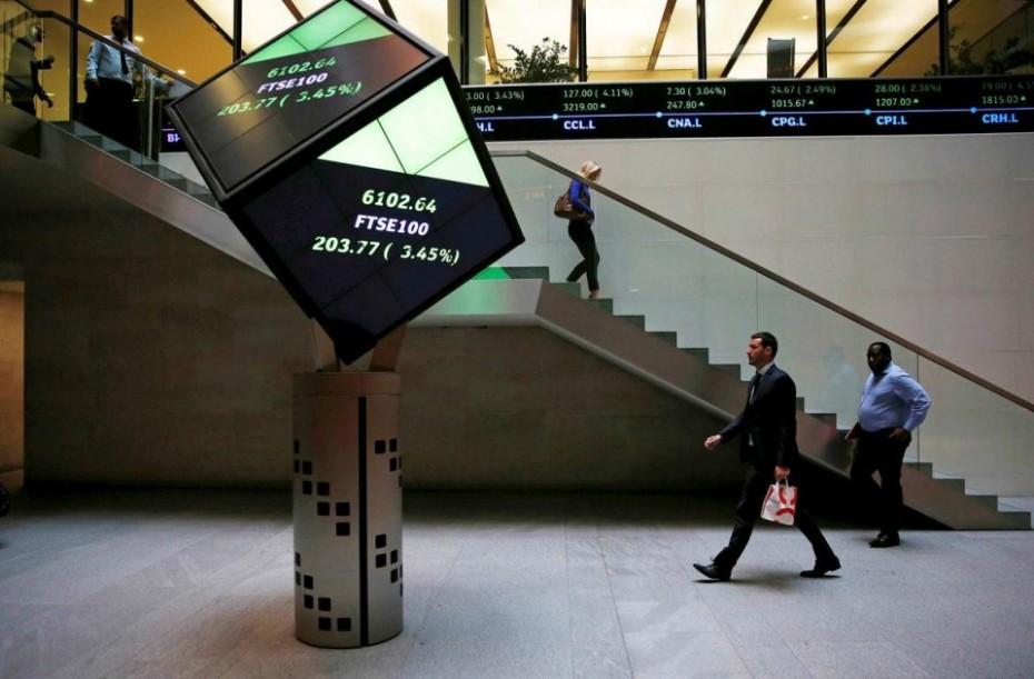 Με ήπια αισιοδοξία οι ευρωαγορές στην Παρασκευή
