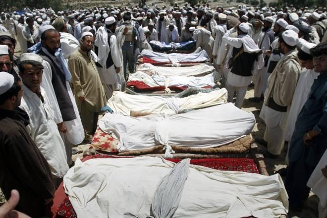 Επίθεση καμικάζι σε γάμο στο Αφγανιστάν