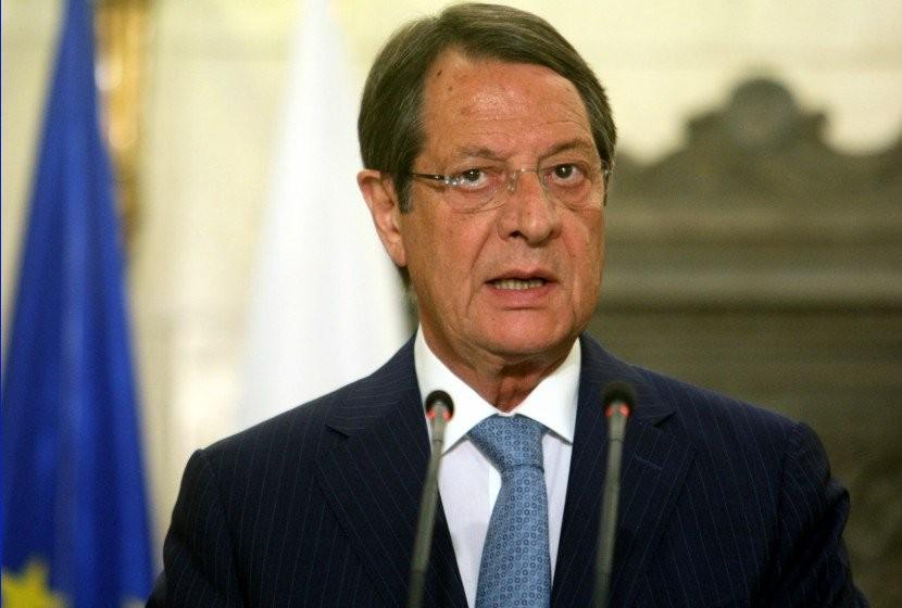 Κύπρος: Στον Αναστασιάδη η πρόταση Ακιντζί για συνδιαχείριση των φυσικών πόρων