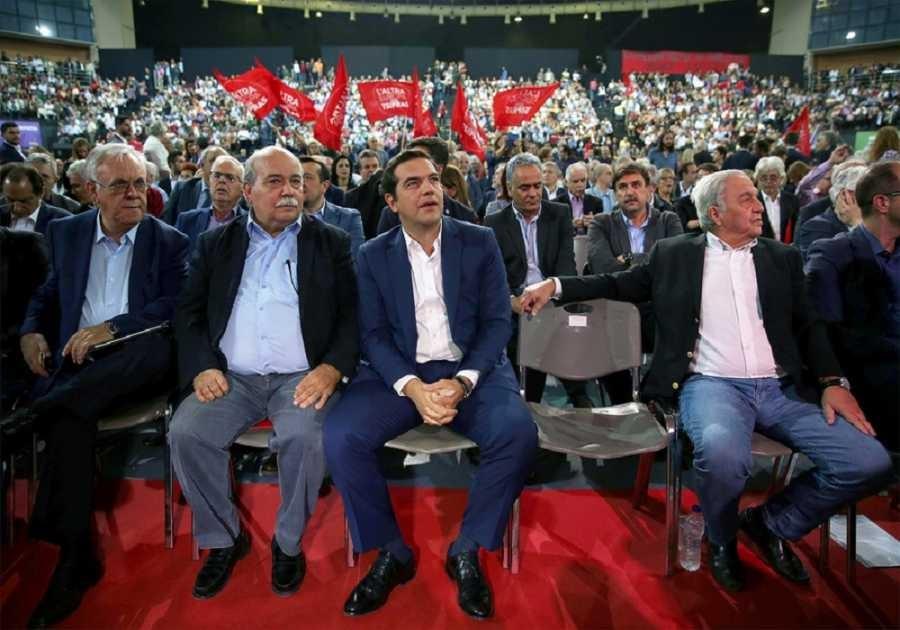 Ανεβάζουν τα «ντεσιμπέλ» στον ΣΥΡΙΖΑ για την επιστολή Καραμανλή