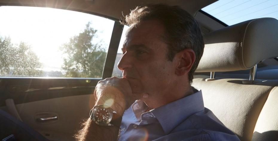 Αρνήθηκε θωρακισμένες BMW ο Μητσοτάκης