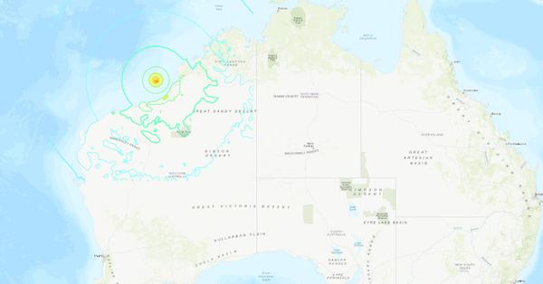 Σεισμός 6,6 Ρίχτερ στην Αυστραλία, χωρίς θύματα ή ζημιές