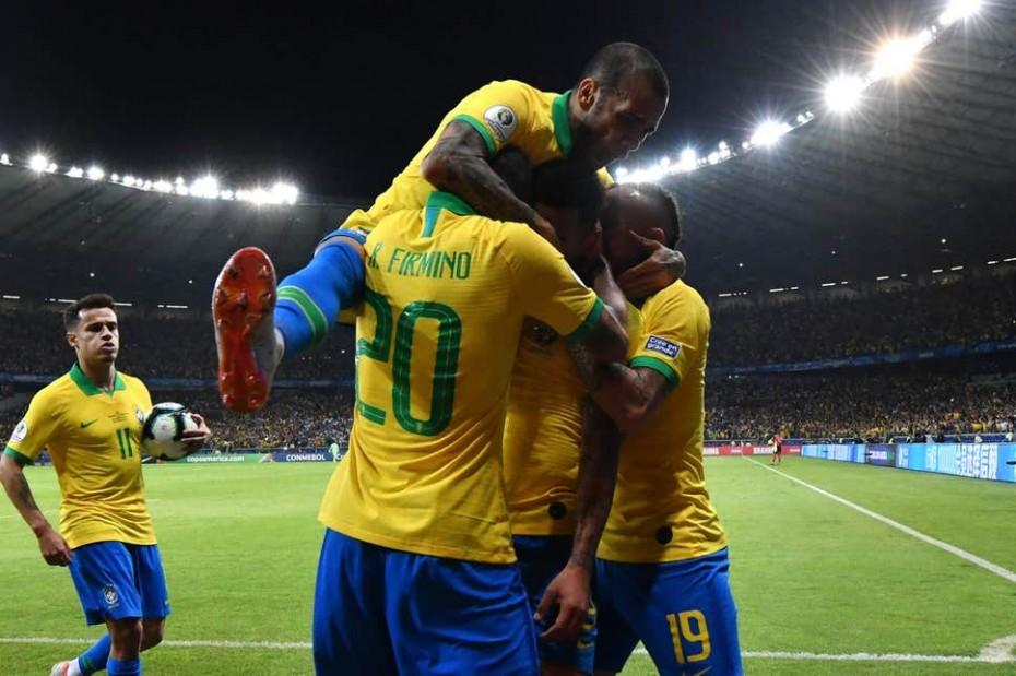 Copa America: Στον τελικό η Βραζιλία, χωρίς γκολ η Αργεντινή