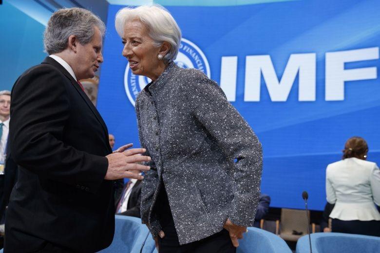 Εξελίξεις στο ΔΝΤ μετά το αντίο της Λαγκάρντ