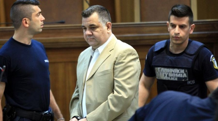 Δίκη ΧΑ: Σε εξέλιξη η απολογία Ρουπακιά