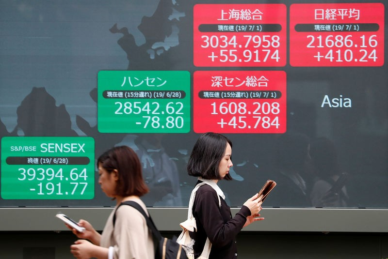 Και πάλι «διχασμένα» τα ασιατικά χρηματιστήρια λόγω της Fed