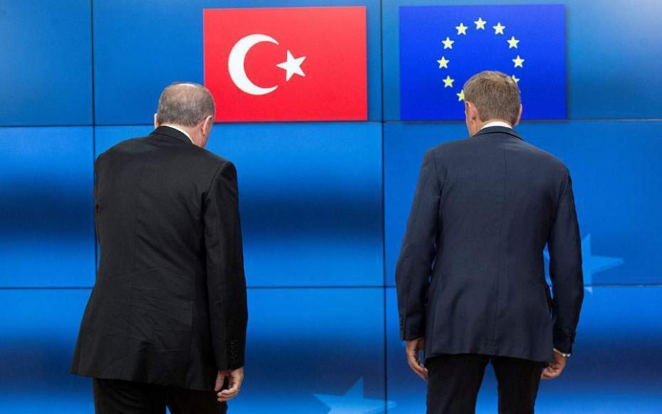 ΕΕ: «Κλείδωσαν» οι κυρώσεις κατά της Τουρκίας