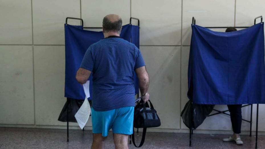 Τι αλλάζει στα εκλογικά τμήματα την Κυριακή