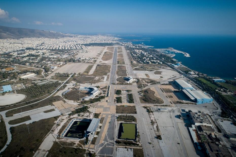 Διαδικασίες fast track για το Ελληνικό