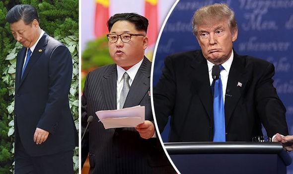 Κινεζική παρέμβαση κορυφής στον Τραμπ υπέρ Β. Κορέας