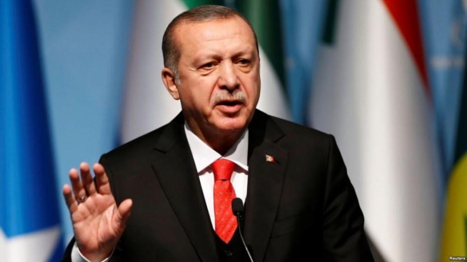 Ερντογάν: Θα φωνάζουν οι άλλοι, αλλά δεν θα σταματήσουν τα γεωτρύπανά μας