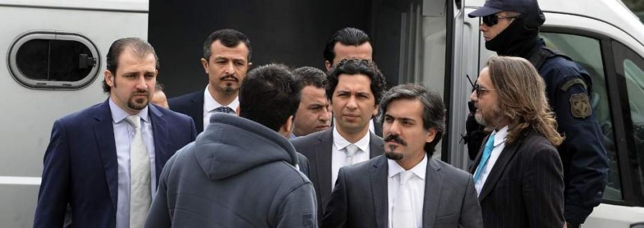 Ερντογάν: Θετική η Ελλάδα για την επιστροφή των 8 Τούρκων στρατιωτικών