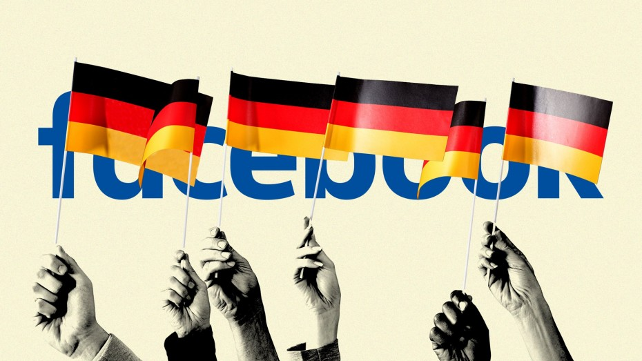 Η Γερμανία «καμπάνιασε» με 2 εκατ. ευρώ το Facebook