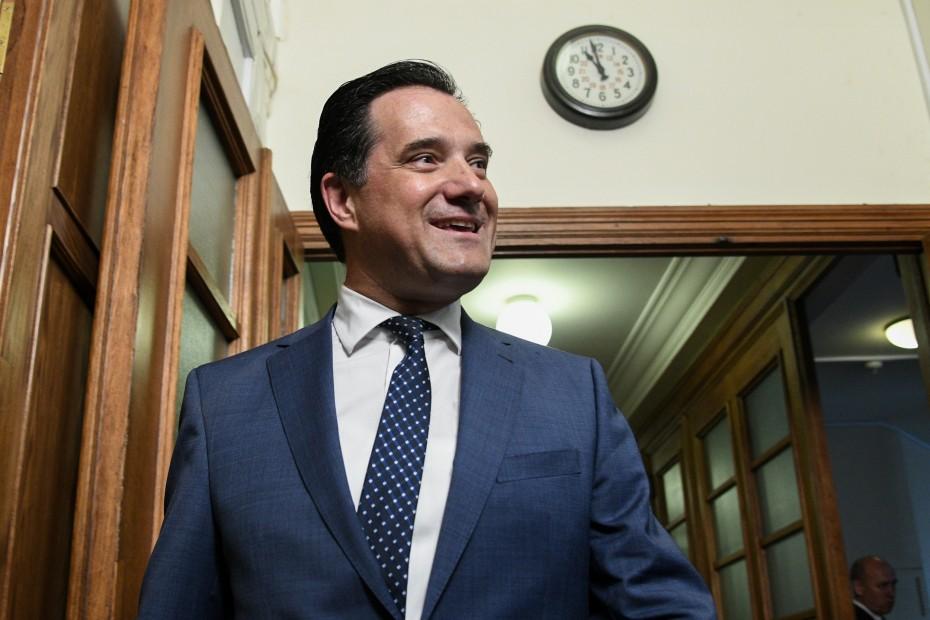 Γεωργιάδης: Στόχος μας να γίνει η Ελλάδα η πιο φιλοεπενδυτική χώρα της ΕΕ