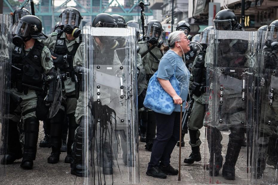 Νέος γύρος εντάσεων στο Χονγκ Κονγκ